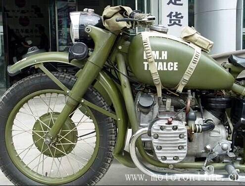 2001款长江750