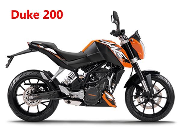 2014款DUKE200