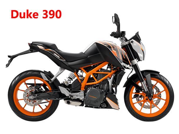 2013款DUKE390