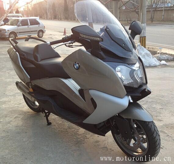 2011款宝马MAXI-SCOOTERC650GT