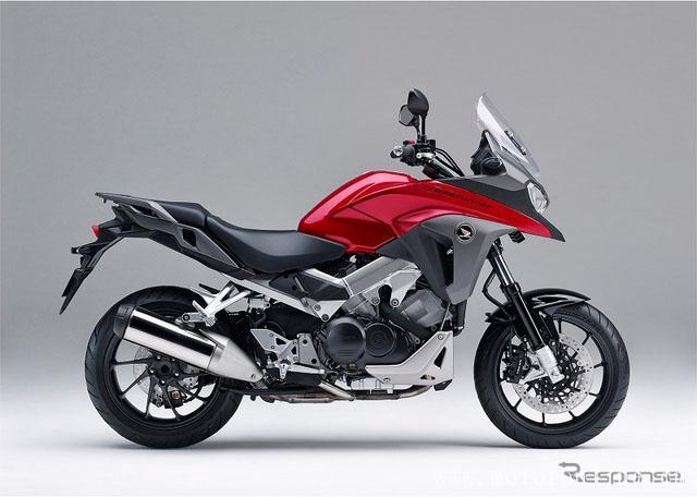 本田摩托车VFR800X