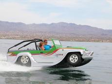 水陆两用娱乐汽车