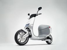Gogoro SmartScooter 智能电动摩托车