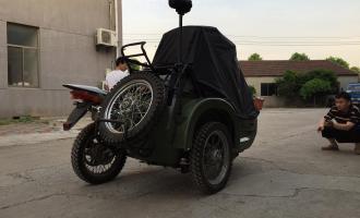 2015款嘉陵JH600B-A定制敞篷版
