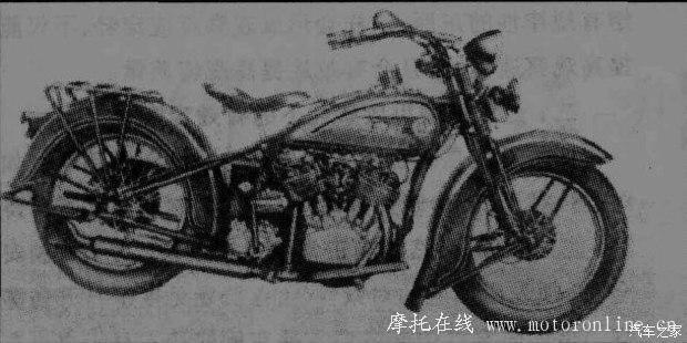 """日本侵华""""陆王""""边三轮摩托车深度解析"""